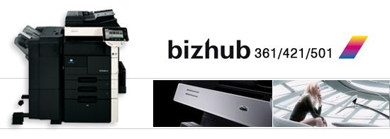 bizhub 361